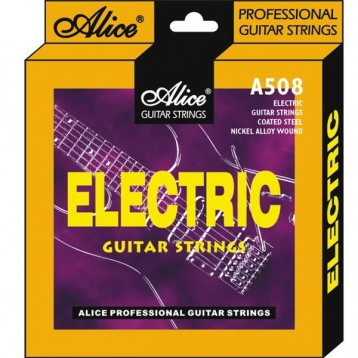 Alice A508-SL 鎳合金弦-電吉他弦(0.09-0.42)
