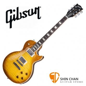 GIBSON 2017 Les Paul Standard T 電吉他 Honey Burst  蜂蜜漸層 台灣總代理/公司貨 附贈GIBSON電吉他硬盒/case