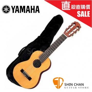 直購直殺↘ 吉他麗麗 YAMAHA 山葉 GL-1 吉他麗麗(小吉他+烏克麗麗) 【28吋/GL1/兒童吉他/旅行吉他/尼龍弦/印尼製/好按手不痛】