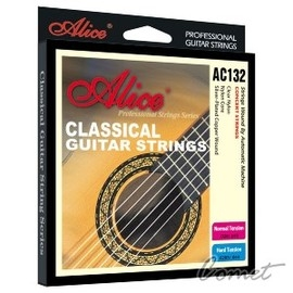 Alice AC132-N 中張力古典吉他弦(0.28-0.43)【古典弦專賣店/古典吉他弦/AC-132N】