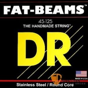DR FB5-45 5弦貝斯弦 (45-125)【貝斯弦專賣店/進口貝斯弦】