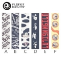 Planet Waves 披頭四 50BTL系列背帶 加拿大製【電吉他/電貝斯皆可用】