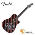 fender吉他 ► Fender Duane Peters Sonoran SCE 61 可插電單板民謠吉他 附贈台灣製吉他袋、Pick×2、移調夾、背帶、導線