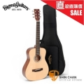 Sigma 吉他> Sigma木吉他 TM-12 小吉他/旅行吉他 34吋(TM12雲杉面單/附 Sigma吉他袋