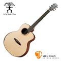 aNueNue L200 飛鳥 41吋 全單板吉他 月亮雲杉/印度玫瑰木 全單板 附贈anuenue 木製吉他硬盒 鳥吉他 L200 台灣公司貨