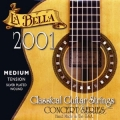 La Bella 2001M 中張力古典吉他弦【古典弦專賣店/尼龍弦/2001-M】