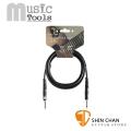 導線 MusicTools AE-3 吉他專用導線 3公尺 6.3mm TS to 6.3mm TS 【10呎】