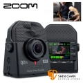 Zoom Q2n 4K 超廣角 隨身攝影機 / XY立體收音 / 4K畫質 直播攝影機 台灣公司貨 Q2n-4K 專為音樂人打造錄音設備