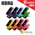 直購直殺價↘ Korg PC1 調音器 原廠公司貨 PC-1 夾式調音器 Pitchclip 吉他/貝斯/烏克麗麗/樂器皆可使用/全音域 原廠公司貨