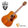 Guild吉他> 美國經典品牌 Guild D-120 全單板吉他(標準D桶身)附Guild原廠吉他袋/軟Case 總代理公司貨