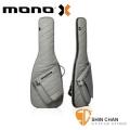 mono bass琴袋►美國MONO M80系列 新款Bass Sleeve 灰色-輕量貝斯袋-軍事化防震防潑水等級(M80-SEB-ASH)