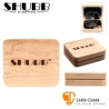 SHUBB 限量手工製 移調夾收納盒 楓木製 SHUBB / G7 / KYSER 可裝各品牌吉他移調夾 CAPO