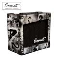 Comet GA-10 超值彩繪10瓦 吉他音箱(電音箱-內建破音效果) GA10