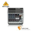 Behringer 耳朵牌 XENYX QX1202USB 12軌混音器 內建效果器 USB介面
