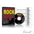 搖滾吉他訓練 Rock Guitar Training(英文DVD+書)