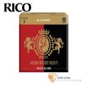 竹片►美國 RICO Grand Concert Select 豎笛/黑管 竹片 Thick Blank 3號 Bb Clarinet (10片/盒)【紅黑包裝】