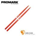 Promark TX747W Orange 胡桃木經典鼓棒 橘色 5A【Pro mark】