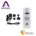 新版 Apogee ONE For iphone&ipad&Mac 頂級行動錄音介面(附蘋果升級套裝)  台灣公司貨 /總代理保固1年