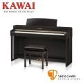 河合KAWAI CN-37 88鍵數位鋼琴 藍芽功能/原廠總代理一年保固(附贈KAWAI琴椅、譜架、耳機、原廠保證書)電鋼琴【CN37】