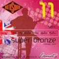 ROTOSOUND SB11 磷青銅民謠吉他弦(11-52)【英國製/木吉他弦/SB-11】