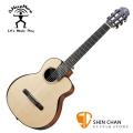 aNueNue MN214 飛鳥 36吋 全單板 月亮雲杉木面板/印度玫瑰木側背板 古典吉他 / 尼龍吉他 旅行吉他 贈 aNuenue 吉他硬盒 (木盒)