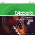 D'Addario EJ88S 21吋烏克麗麗弦 尼龍弦/1套4條弦【Soprano Ukulele/DAddario】