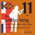 ROTOSOUND JK11 磷青銅民謠吉他弦(11-52)【英國製/木吉他弦/JK-11】