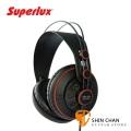 Superlux HD681 半開放式專業監聽耳機 動圈式 HD-681 頭戴式/耳罩式 附原廠袋、轉接頭