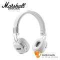英國 Marshall Major III Bluetooth 藍芽耳罩式耳機 - 白色 MajorⅢ / 公司貨保固 藍牙