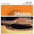 D'Addario EZ900民謠吉他弦(10-50)【DAddario/木吉他弦/EZ-900】