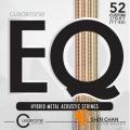 CLeaRTone EQ(0.11-0.52)美製民謠吉他弦/木吉他弦 混合金【CLeaRTone吉他弦專賣店/進口弦/7811】