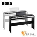 KORG電鋼琴►Korg SP-170S 88鍵 數位電鋼琴【SP170S/數位鋼琴/原廠譜板,琴架,延音踏板,原廠公司貨,兩年保固再附贈多樣配件 SP170】