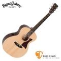Sigma吉他 | Sigma GME 可插電民謠吉他 (GME/雲杉面單板/經典Grand OM桶身/四段EQ拾音器) 附贈吉他袋【源自Martin製琴工藝】