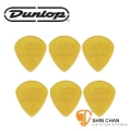 Dunlop 427R 彈片Pick(六片組) 【Dunlop專賣店/Ultex Jazz III】