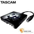 TASCAM iUR2 USB2.0錄音界面 Audio/MIDI (iphone/ipad/mac/pc電腦皆可用)