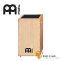 德國品牌MEINL-美國白蠟木American White Ash木箱鼓(Cajon)【型號:CAJ1SNT-M】(另贈送木箱鼓可雙肩背專用厚袋)
