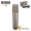 Rode NT1000 電容式麥克風 大震膜 錄音麥克風 RDNT1000 台灣總代理公司貨