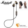 Marshall Minor II Bluetooth 無線 藍牙耳機 耳塞式耳機 minor ii 藍芽 APTX 內建麥克風 支援通話 台灣公司貨保固 / 棕色咖啡