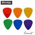 Dunlop 4432 Pick 彈片(六片組) 【Dunlop專賣店/Midi Standard】