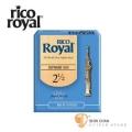 竹片►美國 RICO ROYAL 高音 薩克斯風竹片 2.5號 Soprano Sax (10片/盒)