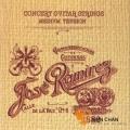 Jose Ramirez 世界頂級古典弦(中張力)Medium Tension 米色盒【Jose Ramirez古典弦專賣店/尼龍弦】