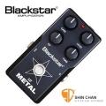 blackstar效果器►英國Blackstar效果器 LT METAL 單顆效果器(黑)
