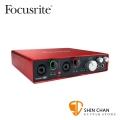 Focusrite Scarlett 6i6 2nd 全新二代 錄音介面(6輸入6輸出) 錄音卡 USB 2.0 總代理/公司貨保固二年