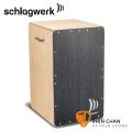 德國 Schlagwerk 斯拉克貝克 CP5003 木箱鼓 Black Silver 原廠公司貨【cp-5003】