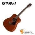 YAMAHA FG850 全桃花心木 單板民謠吉他 原廠公司貨 一年保固【FG-850】