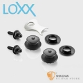 LOXX E-B-CHROME 電吉他安全背帶扣 德國製