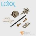 LOXX A-NICKEL 木吉他安全背帶扣 德國製