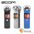ZOOM H1 立體聲專業錄音筆 附2G 記憶卡 原廠一年半保固 公司貨【首創X/Y立體麥克風 超越同級音質】