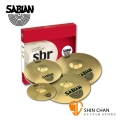 "SABIAN SBR 5片套裝銅鈸 Promotional Set 贈10""SPLASH【10"" SPLASH,14"" HATS, 16"" CRASH, 20"" RIDE】"