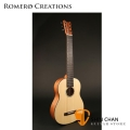 ROMERO CREATIONS Pepe 6 String 32吋單板古典吉他【系列:Pepe Romero】